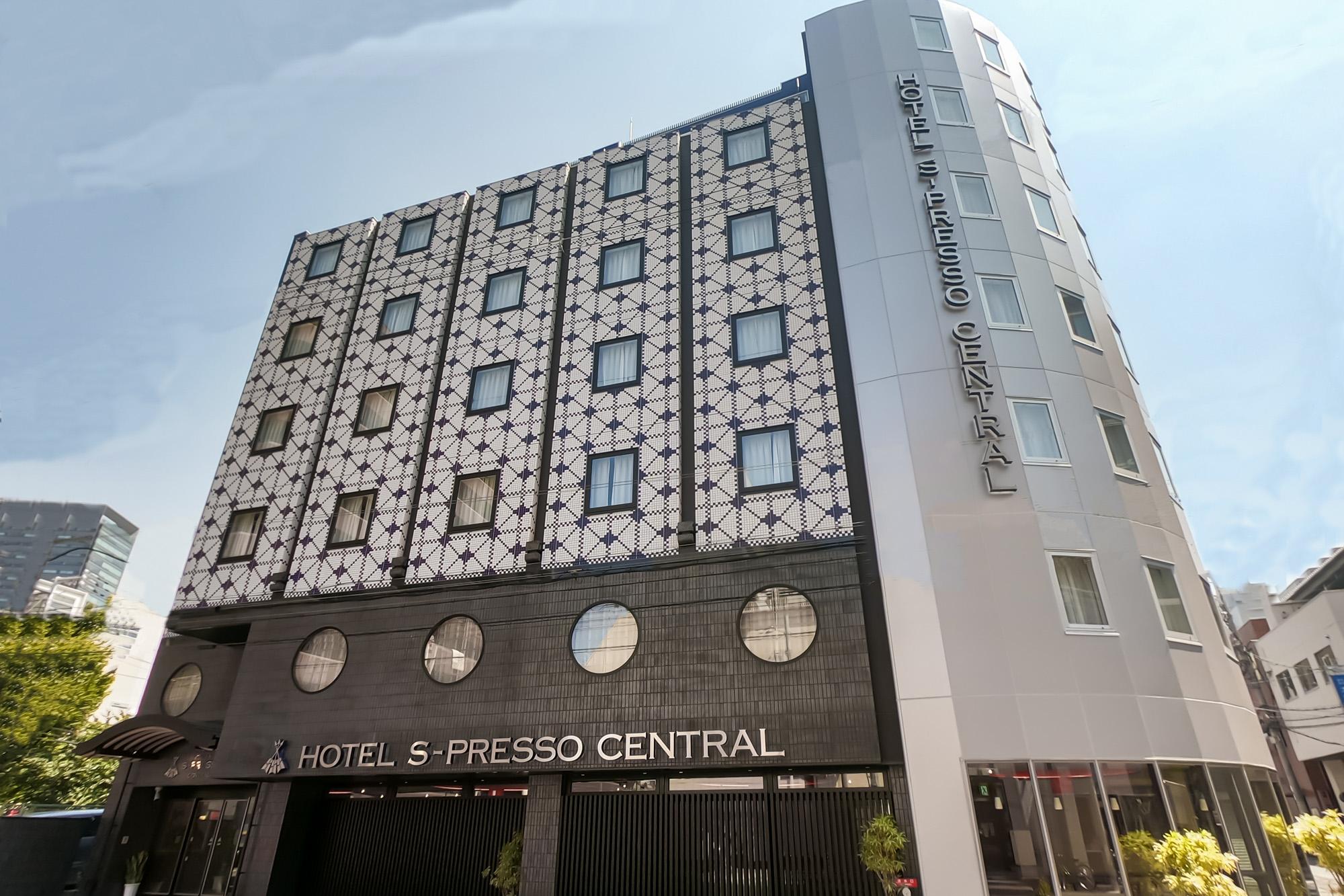難波のホテル エスプレッソ セントラル