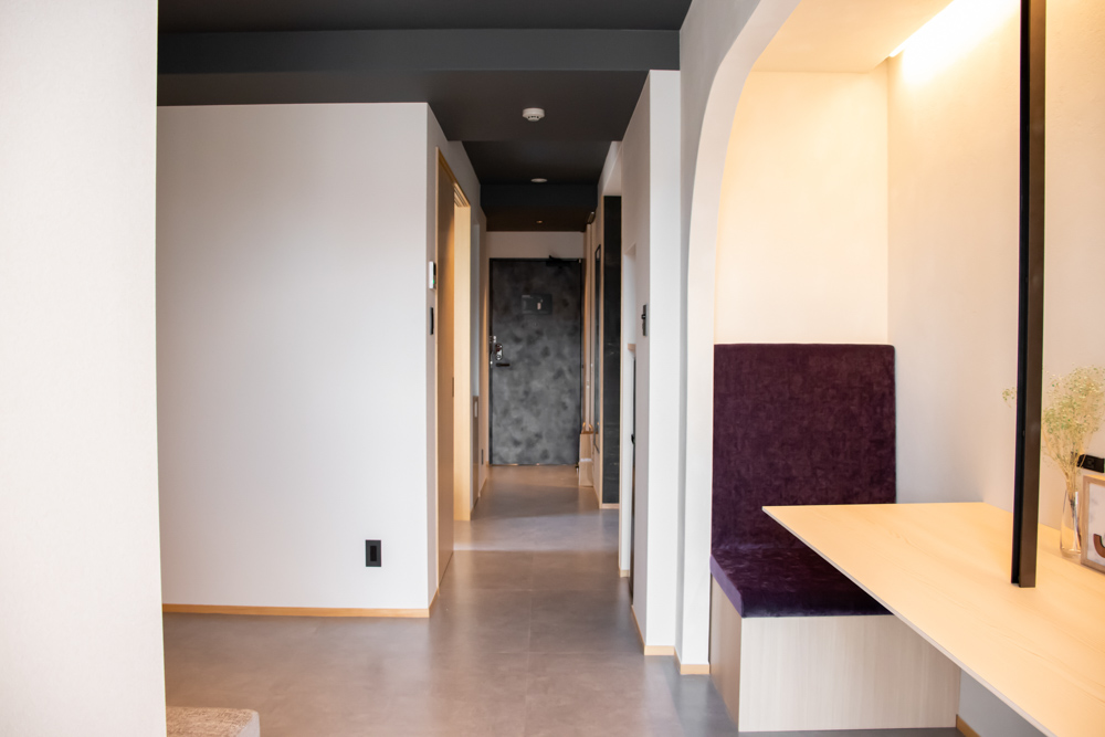 ホテルエスプレッソサウス トイレ